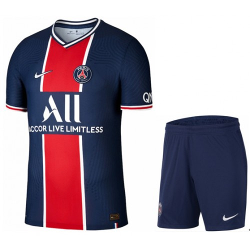 Paris Saint-Germain Heimtrikot 2020-2021 Kurzarm