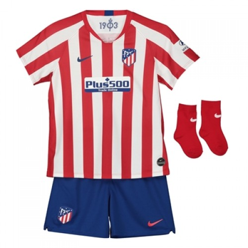 Heimtrikot Atletico Madrid 2019-20 Kinder