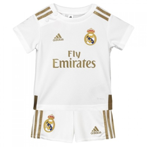 Heimtrikot Real Madrid 2019-20 Kinder